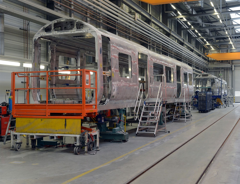 Invensys Rail
