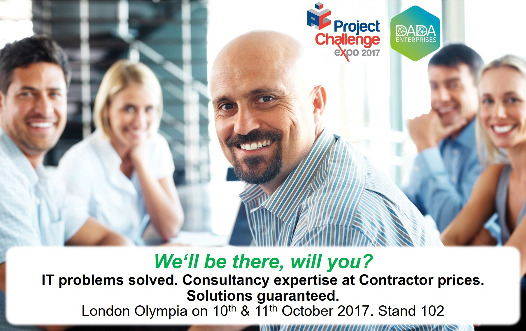 Meet Us At Project Challenge Expo