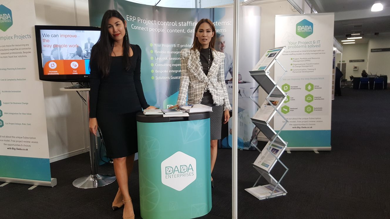Dada Exhibiting At APM Project Management Conference 2018