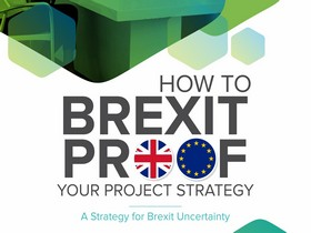 "DOWNLOAD YOUR FREE E-BOOK ""How To 'Brexit-Proof' Your Project Strategy"" Guide"