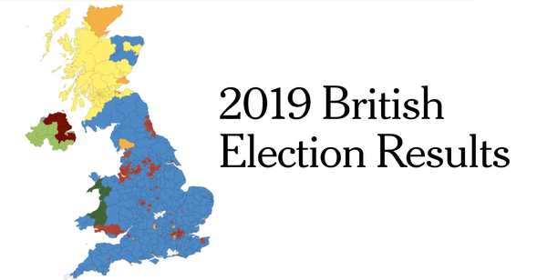 UK General Election 2019 Political Analysis