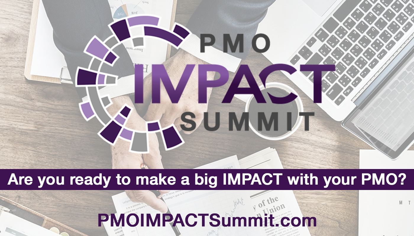 PMO Impact Summit Is Back!