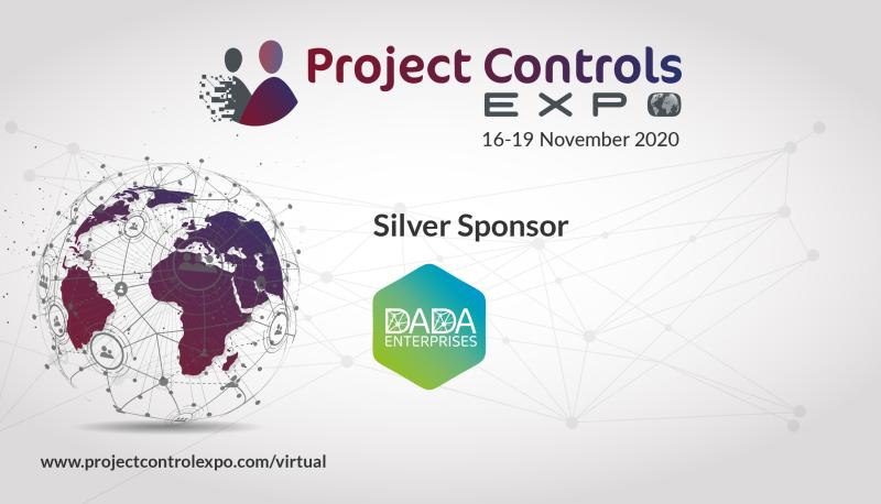 DADA Are Silver Sponsors To The Project Controls Expo