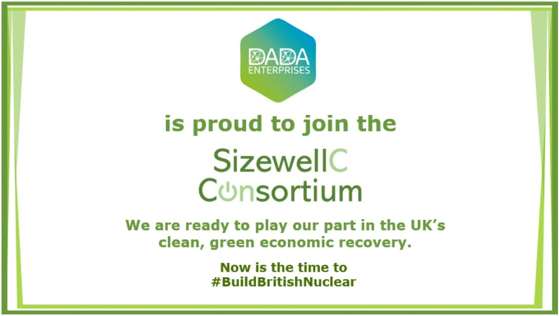 DADA Have Joined Sizewell C Consortium